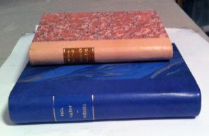 Reliure de livres Pasquine COAT